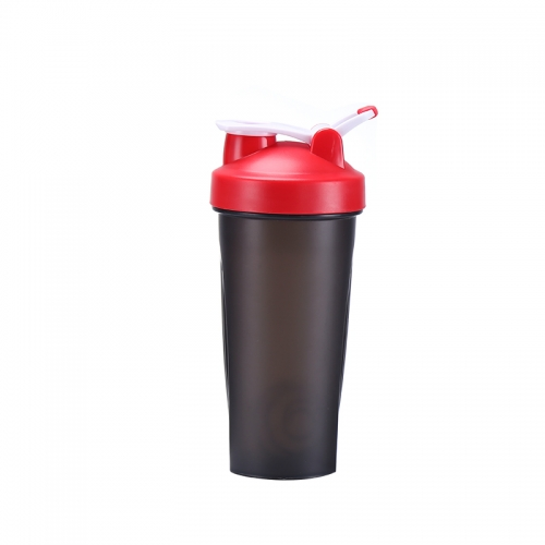 600ml BPA Free Protein Shaker Bottle with Handle
