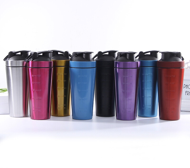 Metal Shaker Bottle